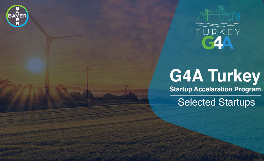 We are conducting the G4A Turkey Acceleration Program to support healthtech startups in Turkey with Bayer. Here are the startups selected for the third term of the program.