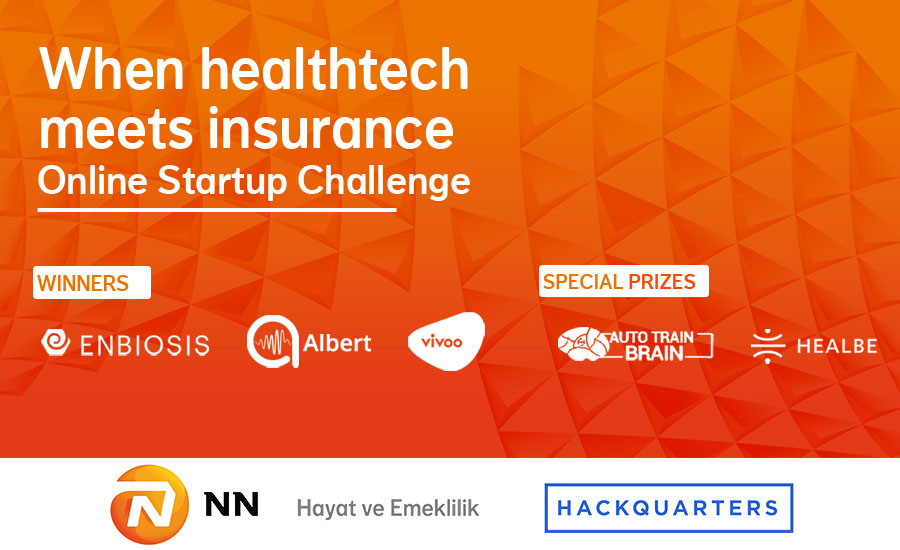 NN Startup Challenge brings health & insurance professionals and innovators together.