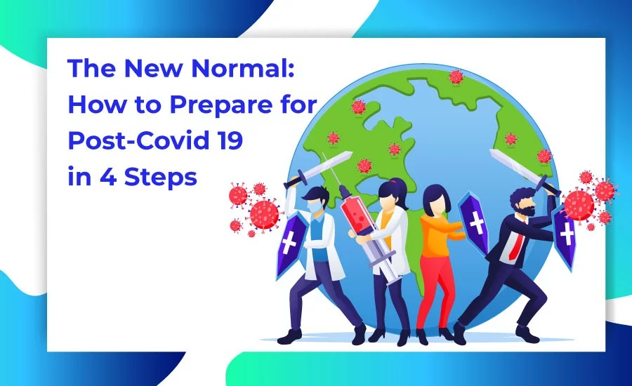 Our lives have been strictly affected by Covid-19. Learn how to adopt post-pandemic era