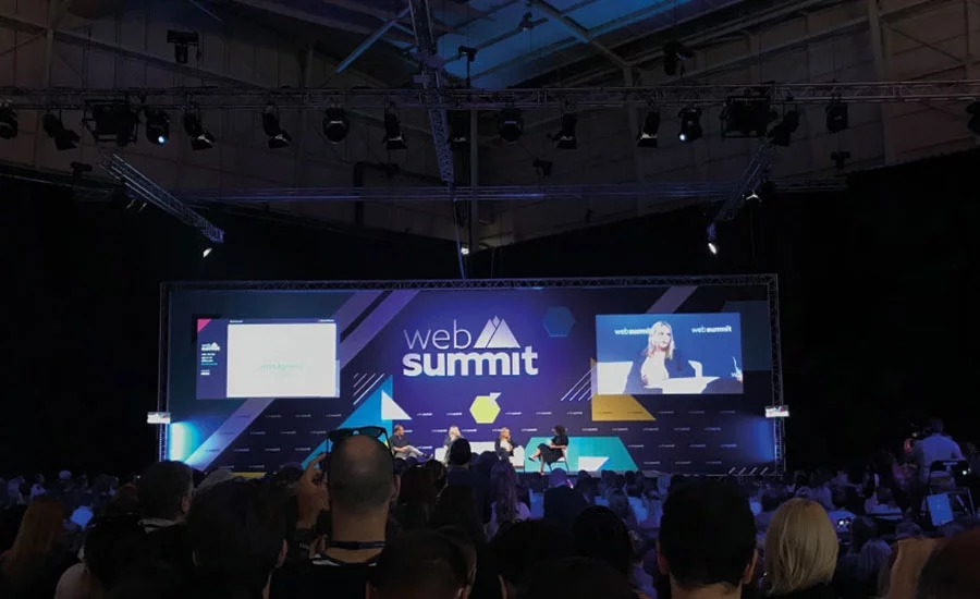 Going full speed into the 2nd day of Web Summit 2019, the main tracks of today were Deeptech, Panda Conference, Money, and Content Marketers.