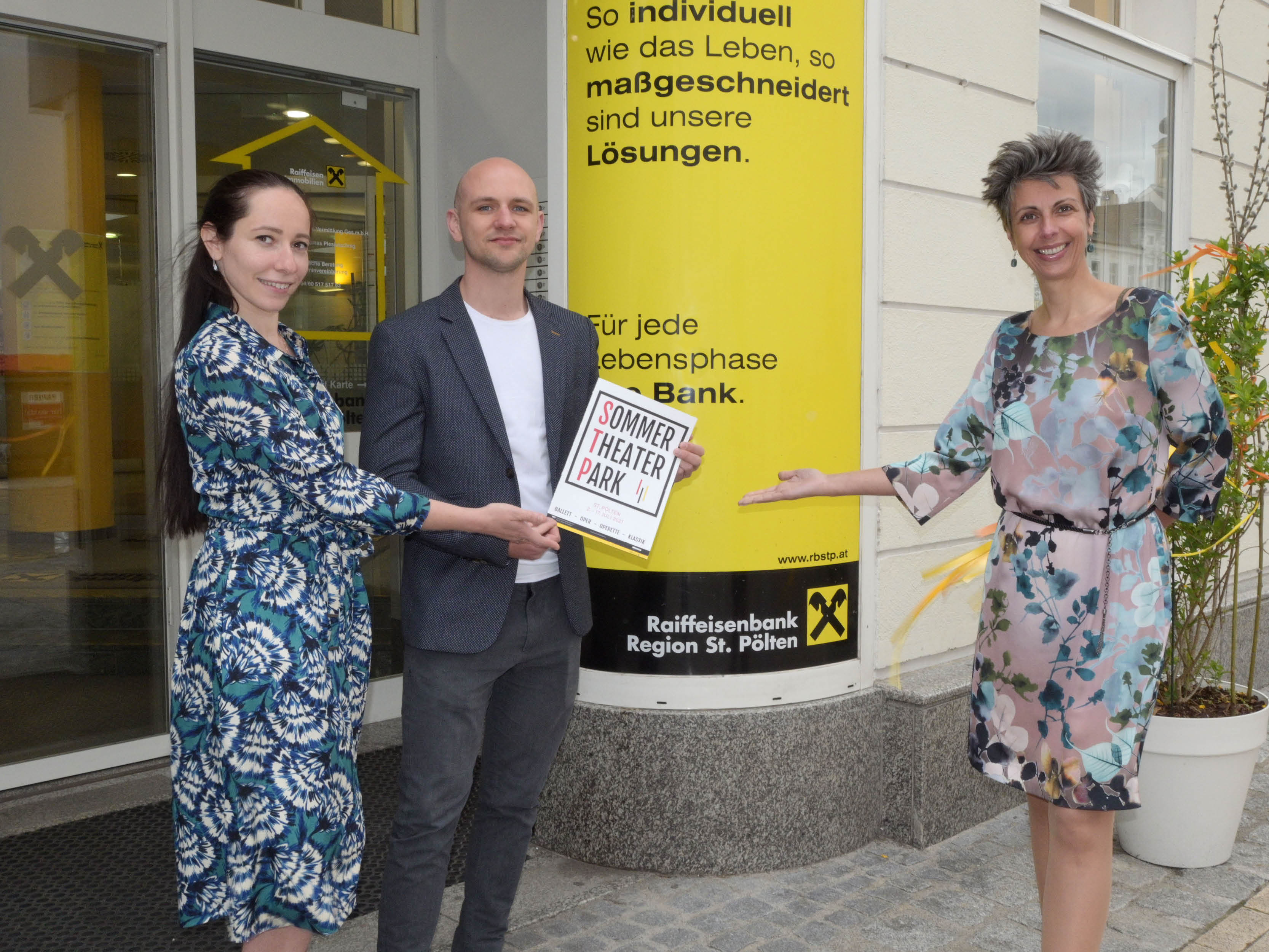 Raiffeisenbank als Partner