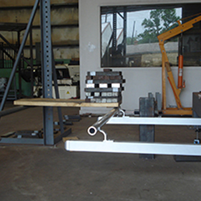 Handrail Testing