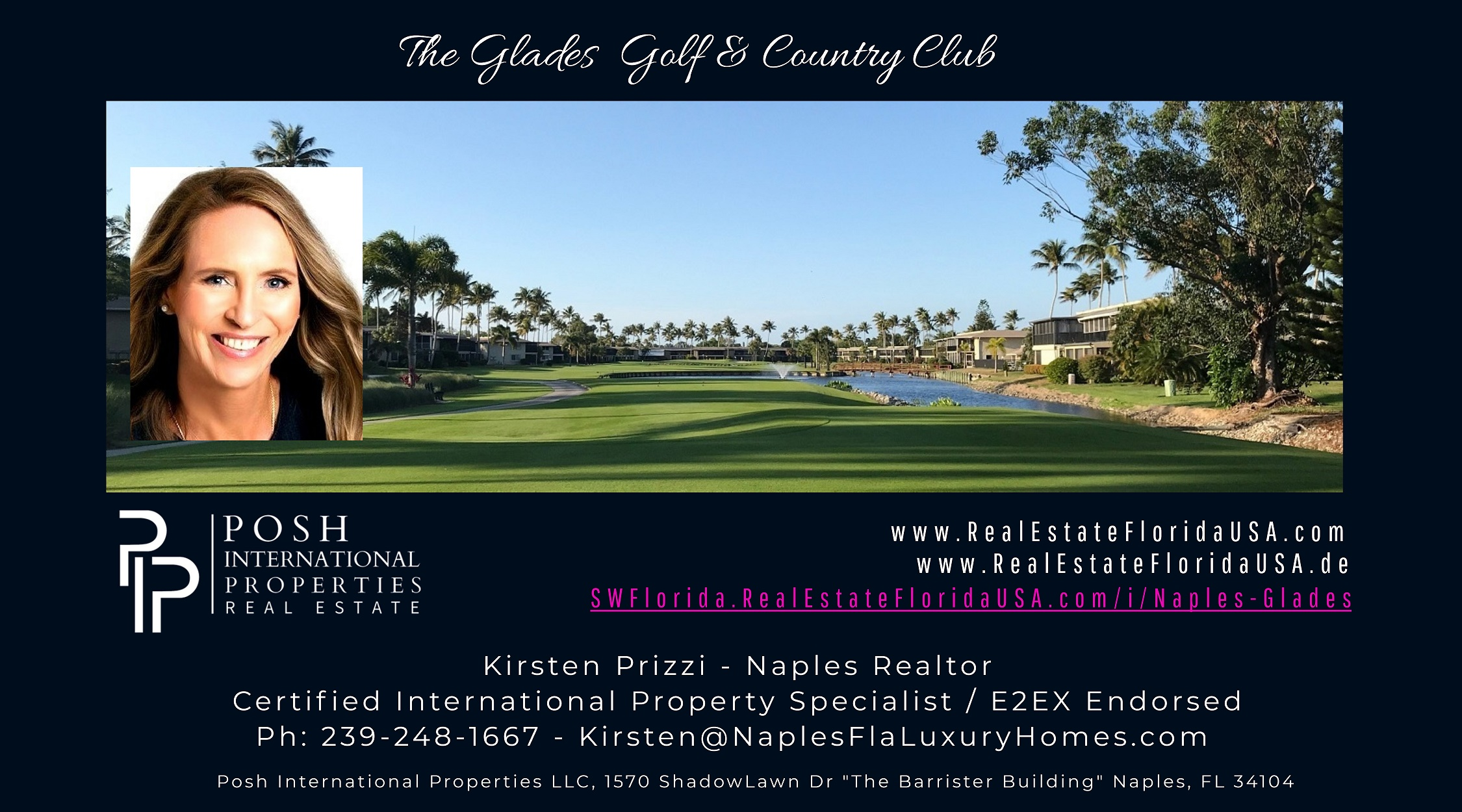 Glades Golf Homes and Condos for sale Naples Florida