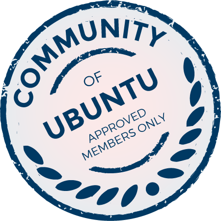 Image - Community of Ubuntu  for approved members only.