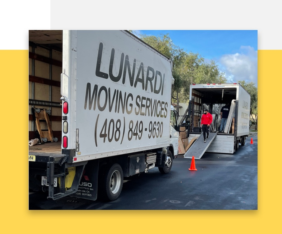 Lunardi Moving Los Angeles