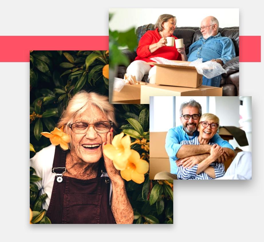 Senior Moving img Services