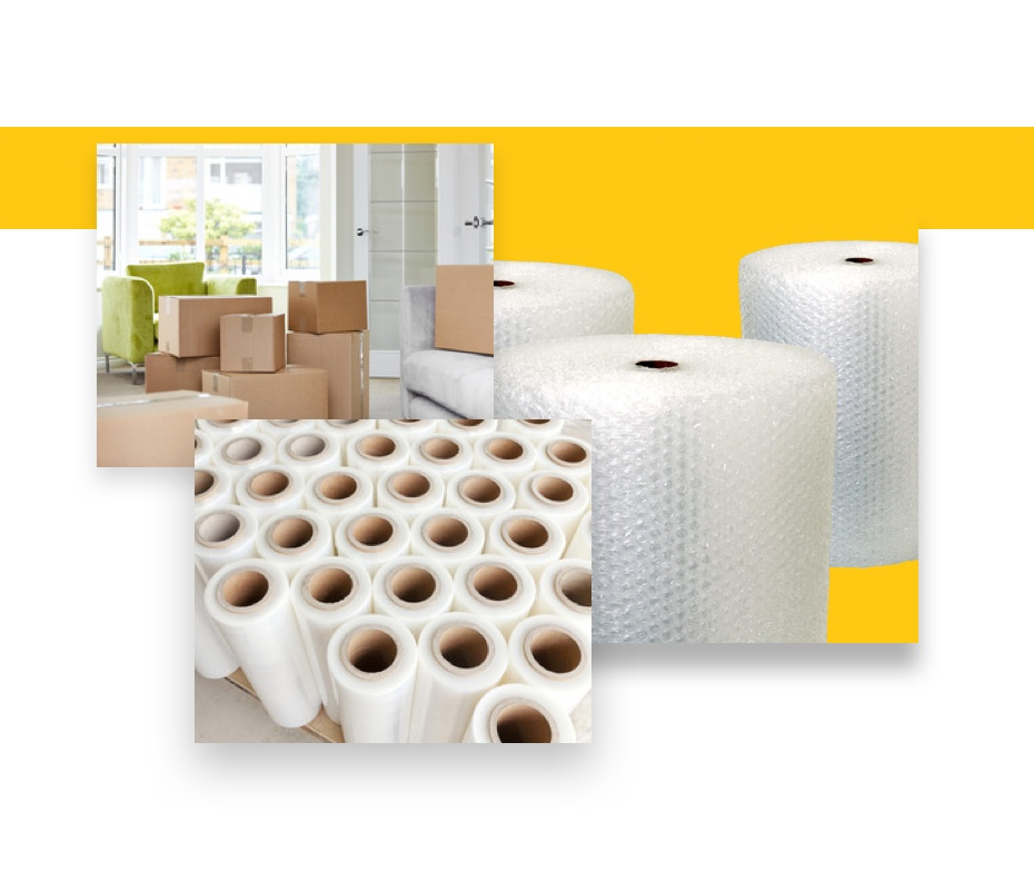 Packing Material img Services