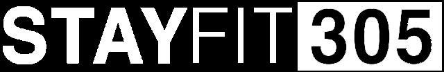 Stay Fit 305 Logo