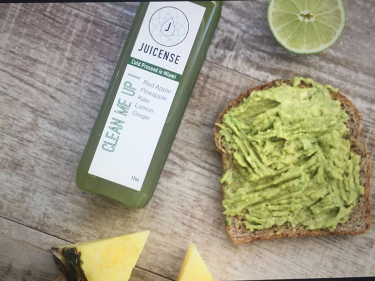 Juicense to Open in Coconut Grove in Mid-July