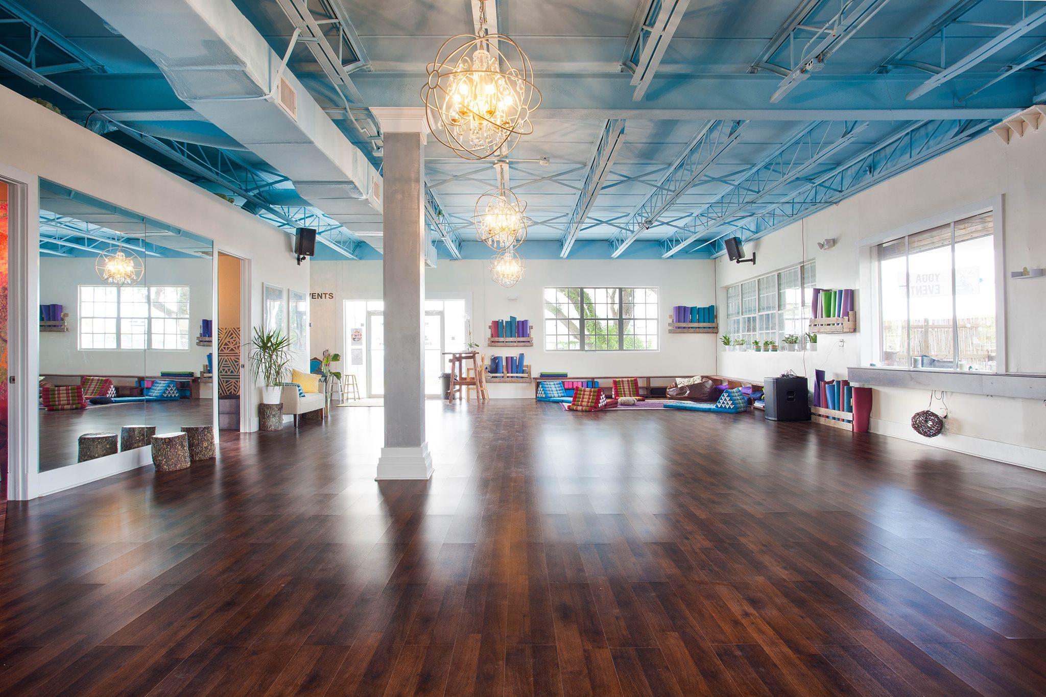 Miami's Best Yoga Studios