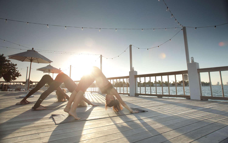 Miami's Best Yoga Studios|Tropical Vinyasa|Miami's Best Yoga Studios