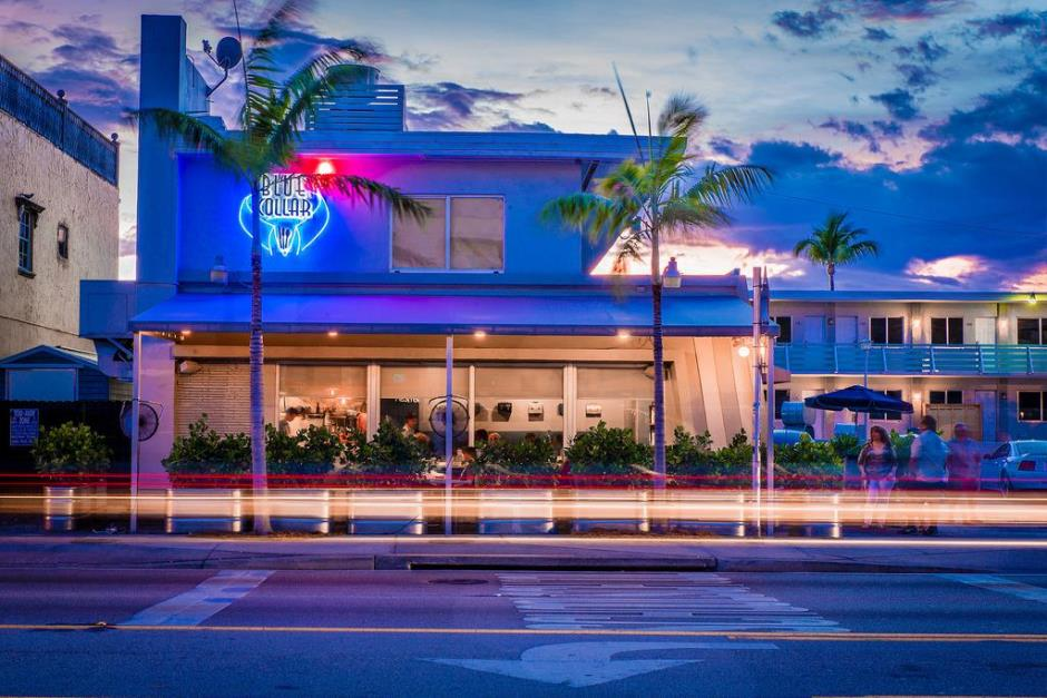 Blue Collar Miami