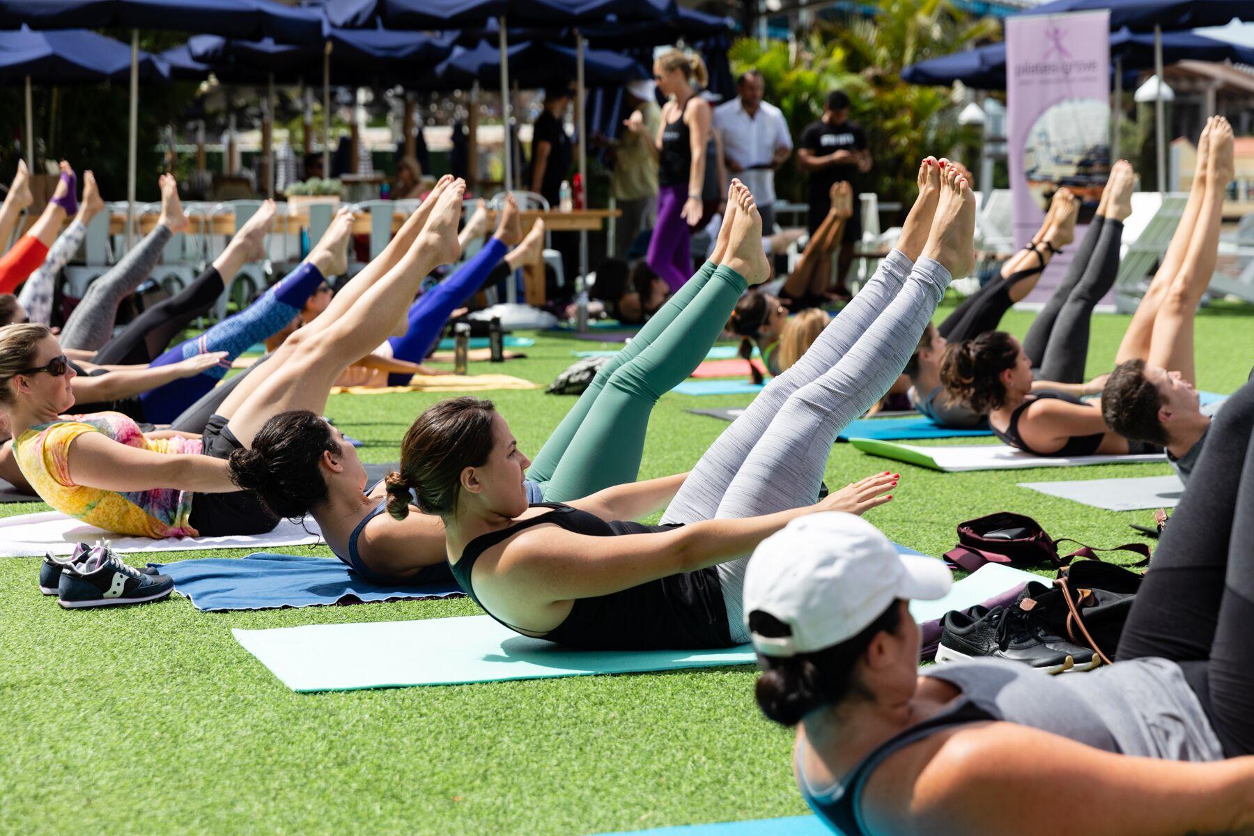best Pilates studios in Miami