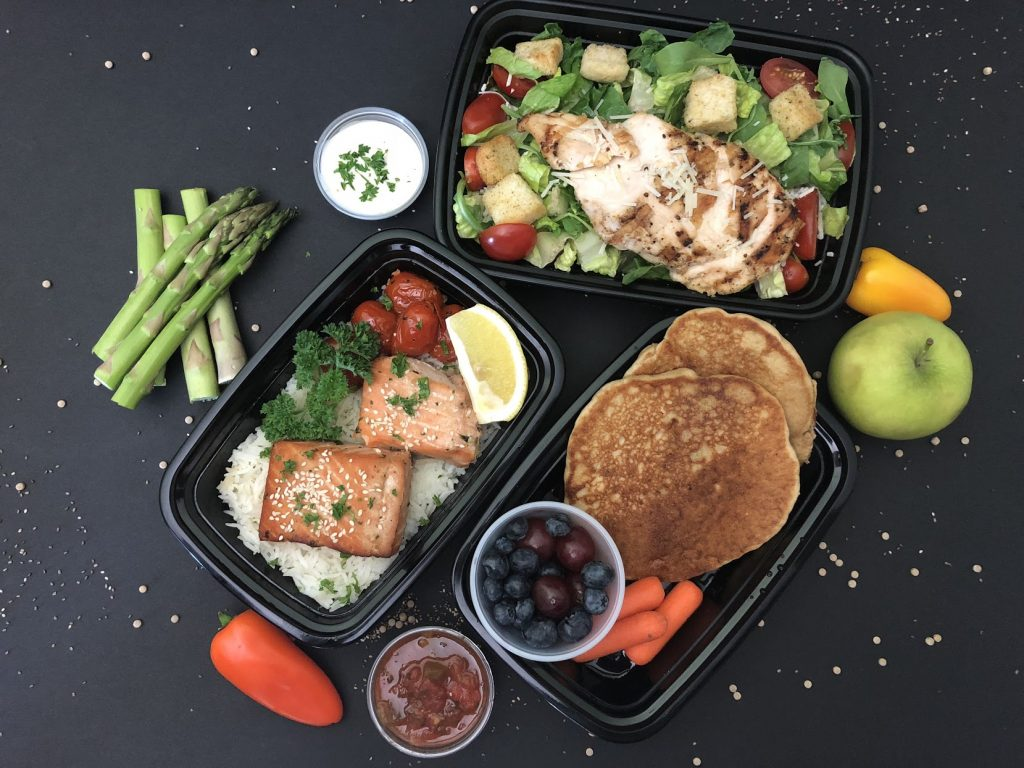 AthleticsFit Meal Delivery