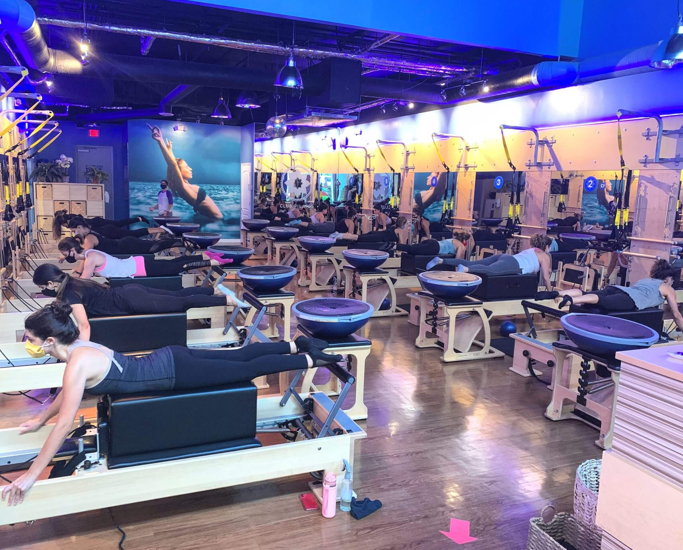 Club Pilates Brickell