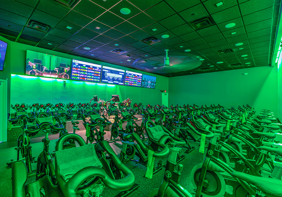 Rukus Coral Gables Indoor Cycling