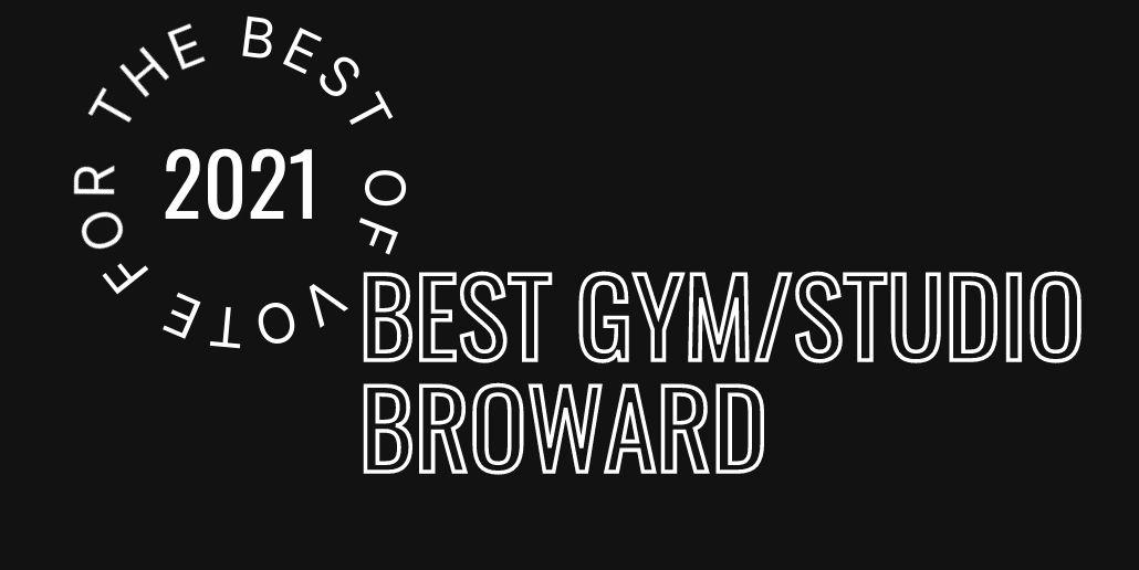 Vote Best Gym/Studio Broward 2021