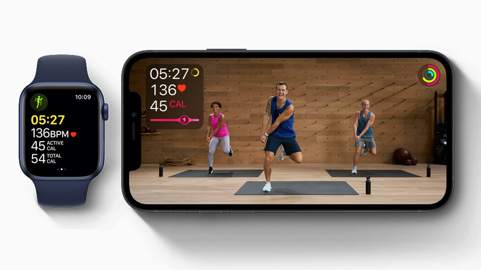 New Apple Fitness Plus