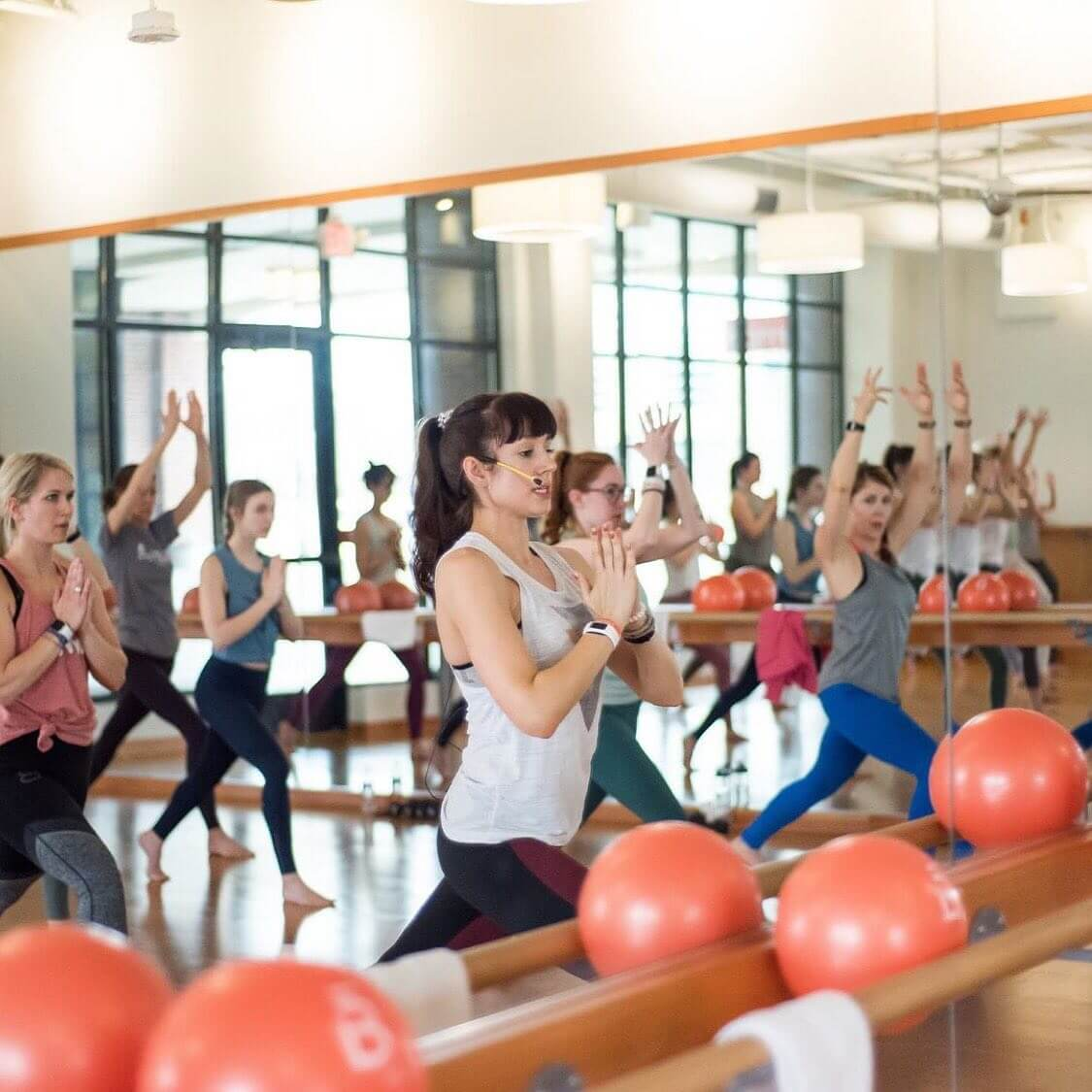 Barre Studios South Florida