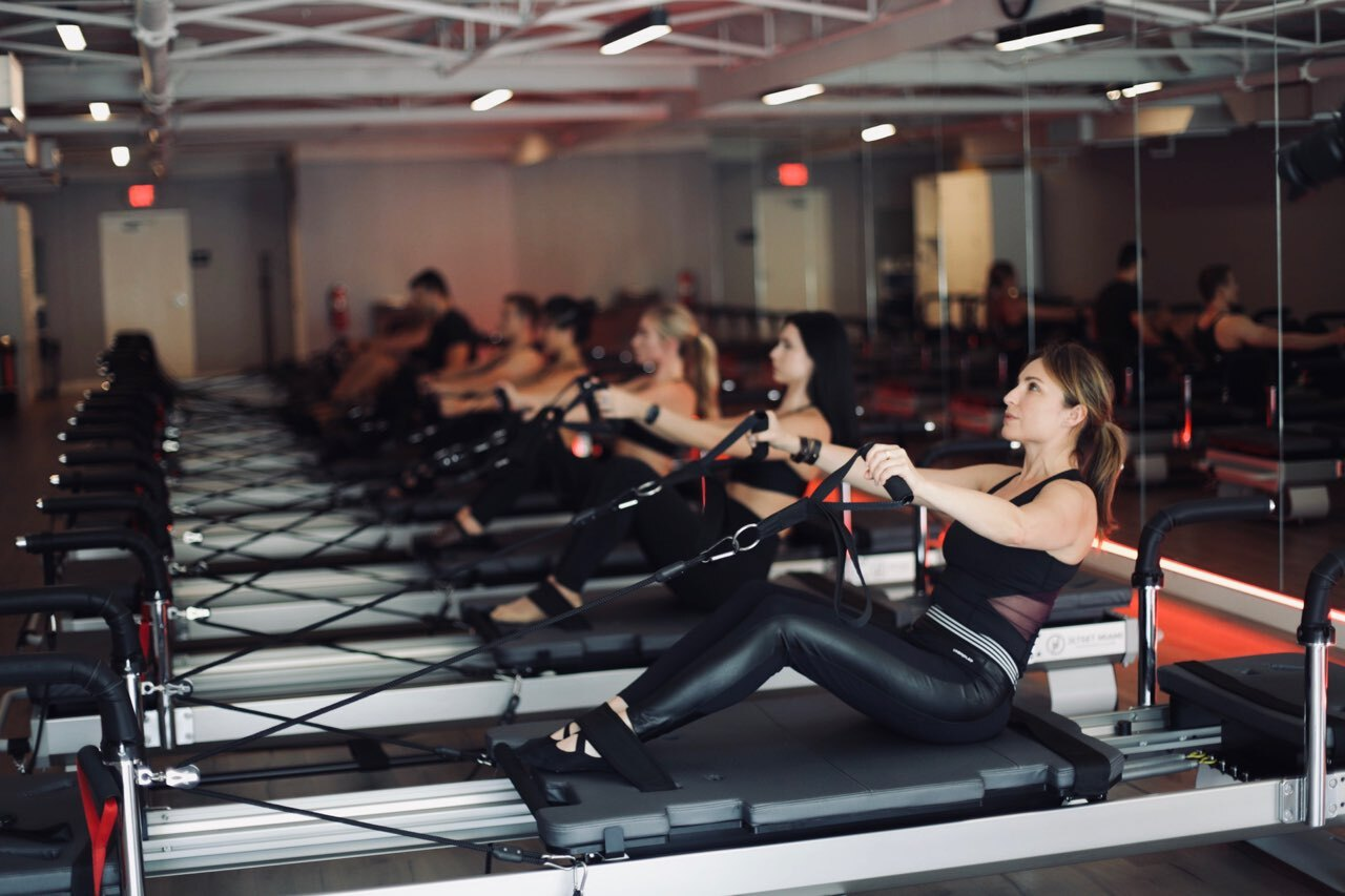 Miami Pilates Studios and Classes