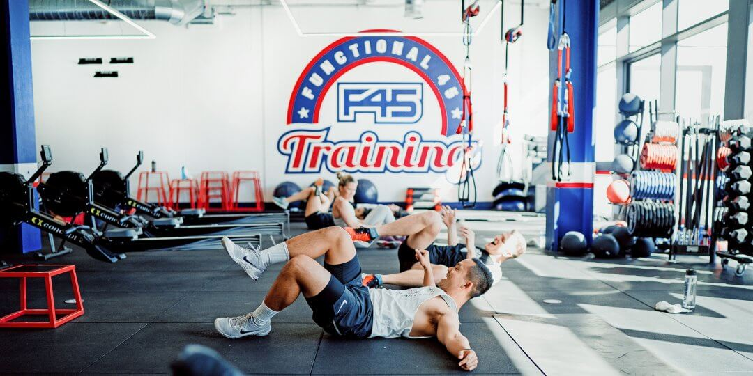 F45 Training Brickell Miami