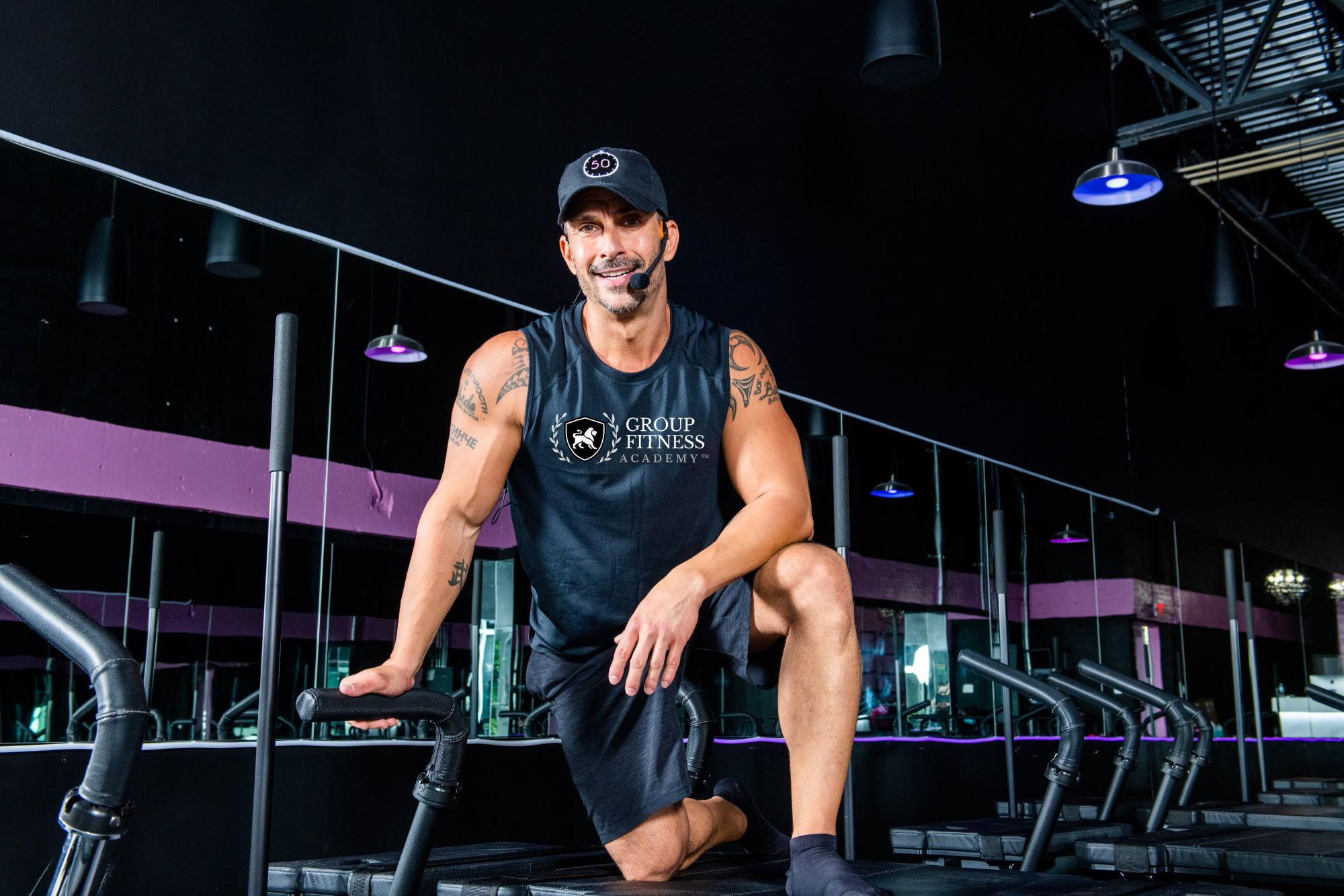 Ky Evans Fitness Trainer