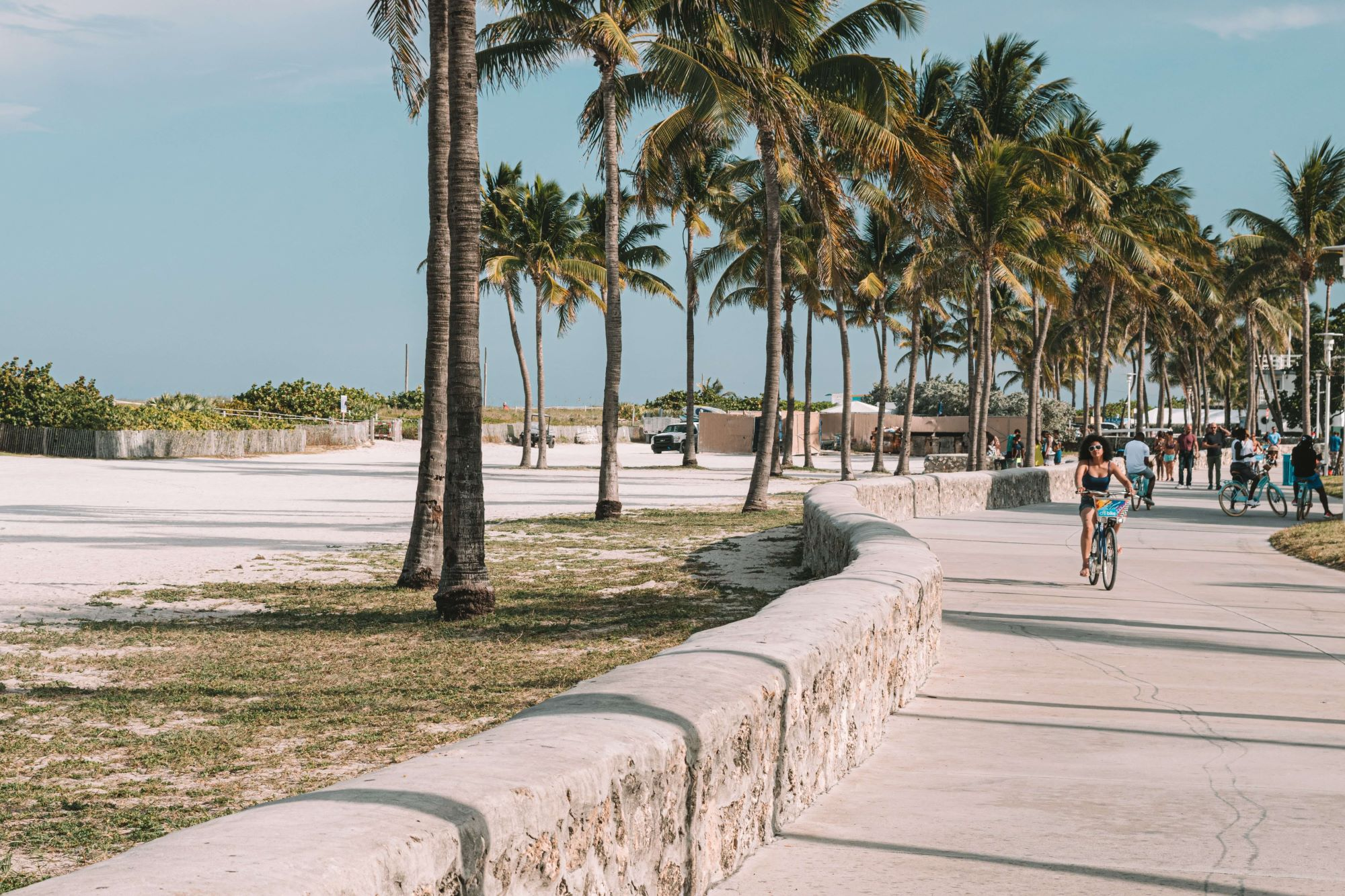 Miami Biking