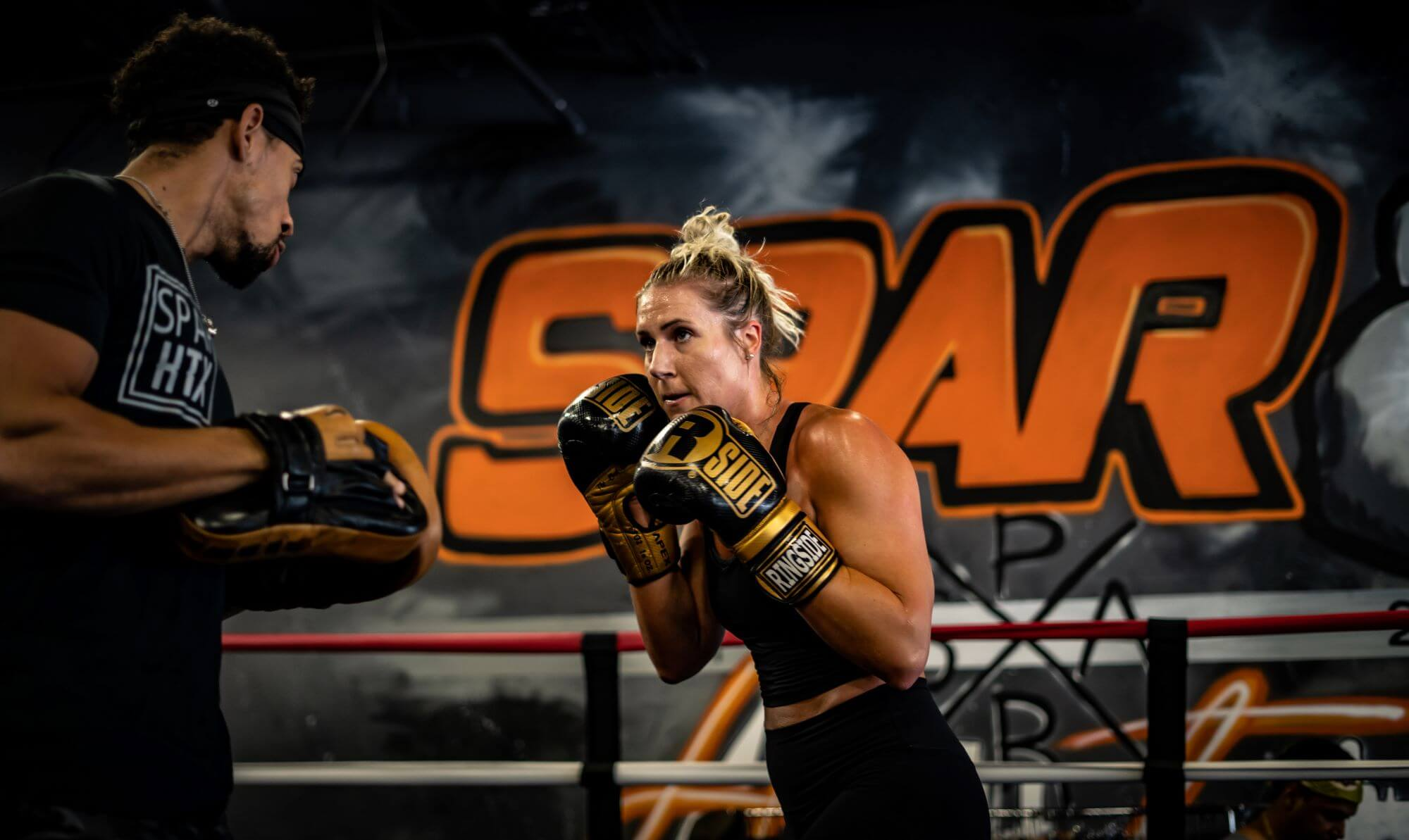 SPAR Boxing Club Miami Beach