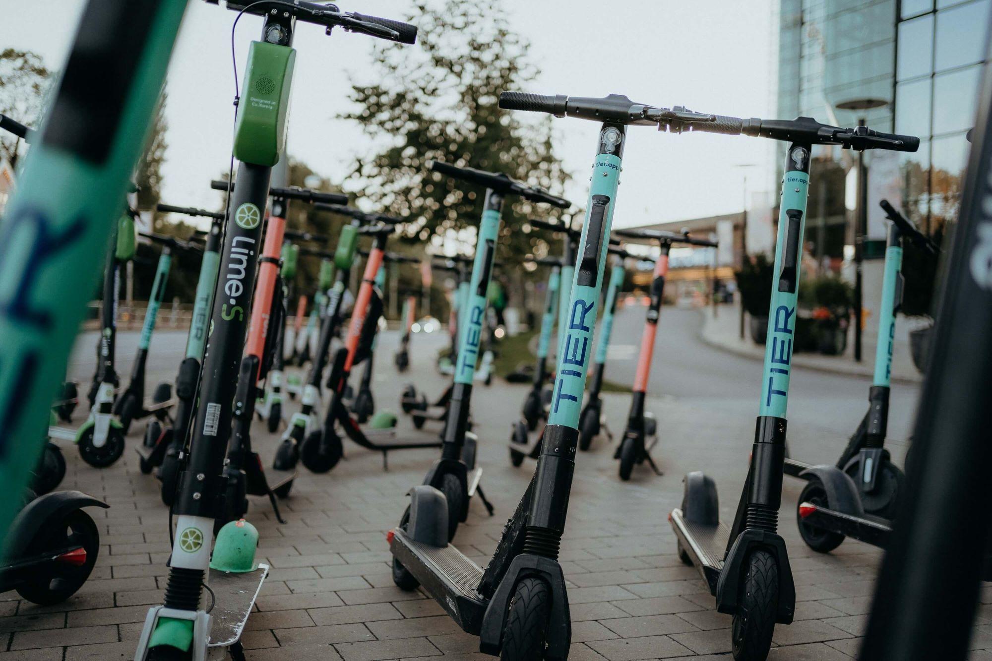 Miami E-Scooters