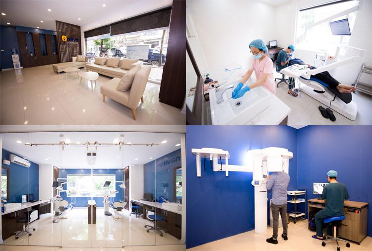 Hệ thống vô trùng tại nha khoa Navii