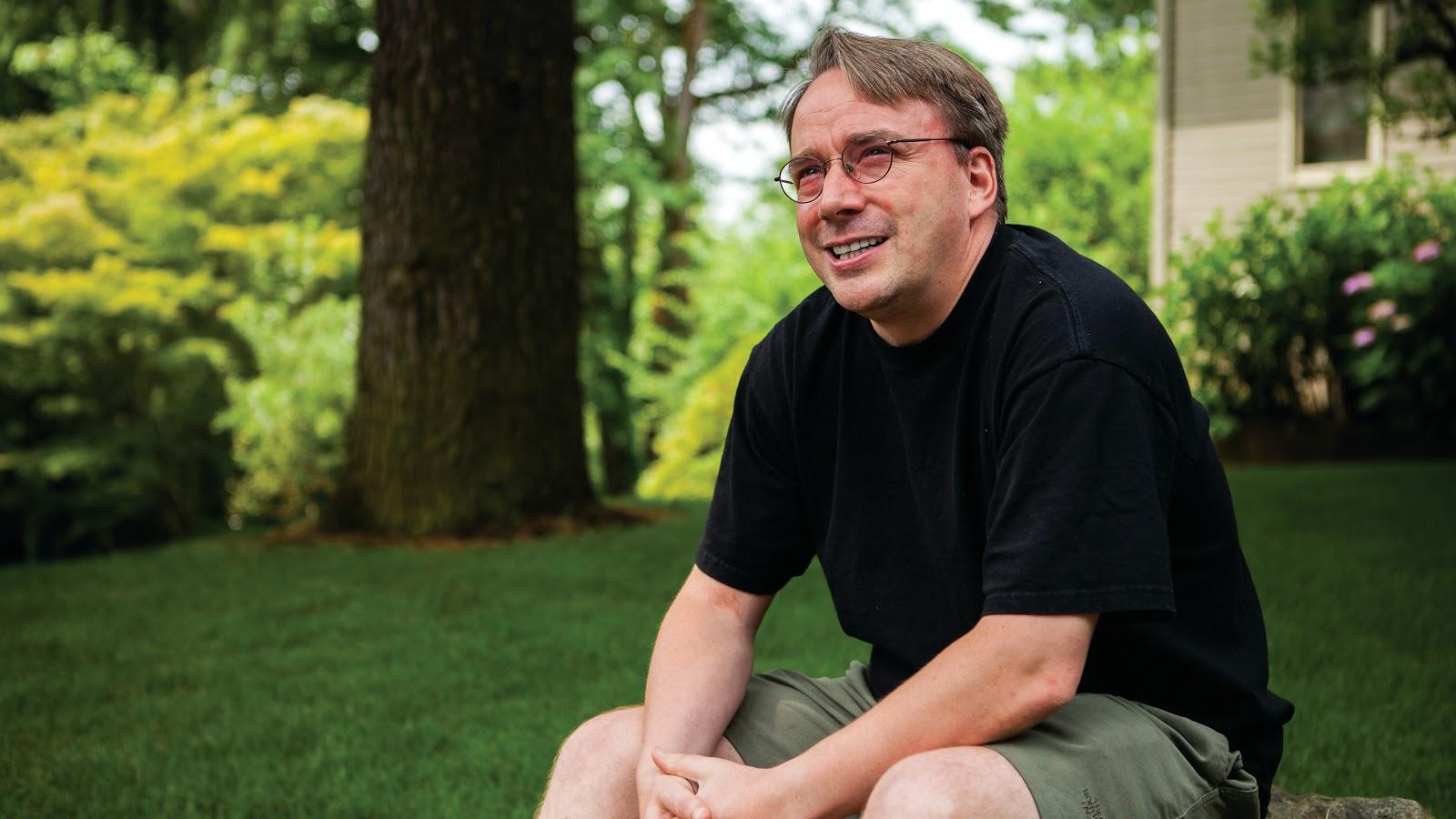 Linus Torvalds abbandona Intel e sceglie una CPU AMD per il suo PC |  TechRadar