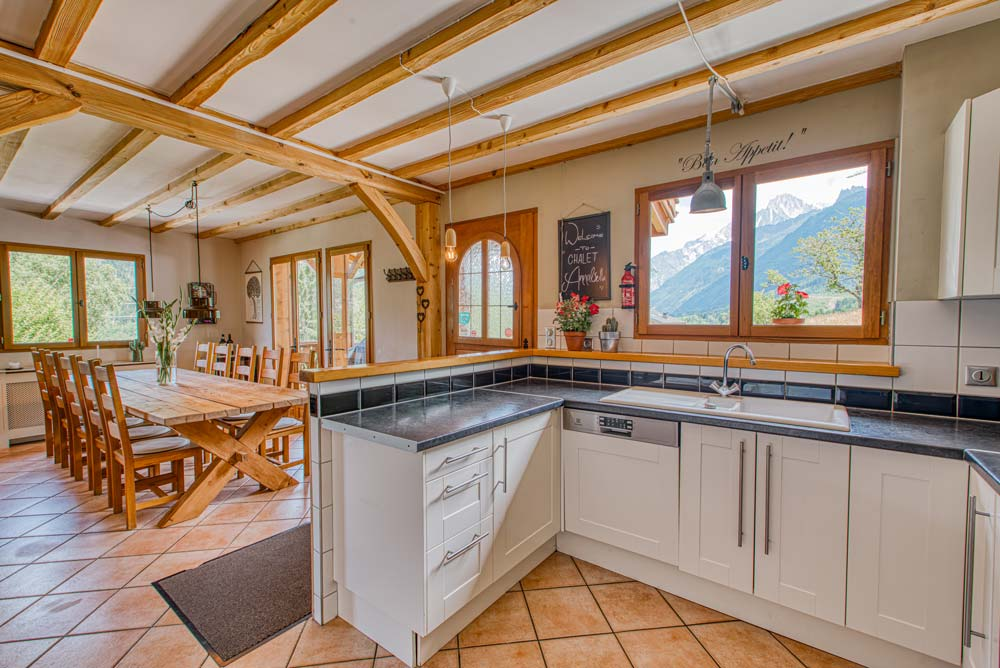 Kitchen in Chalet Annabelle