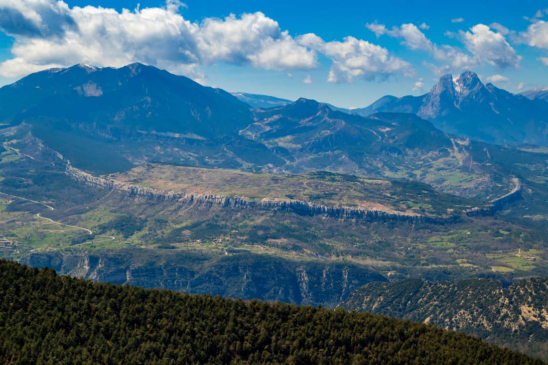 The mountain bike options in the Pyrenees are endless