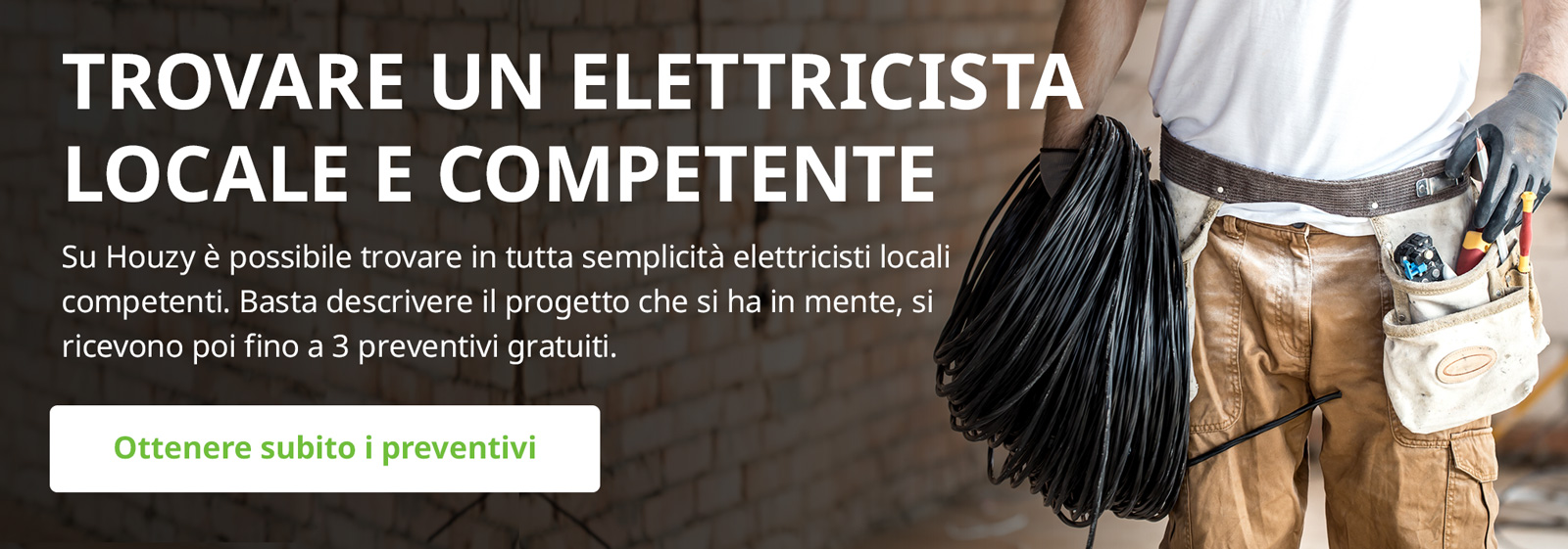 elettricista locale e competente