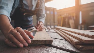 Lavori in legno ed interni