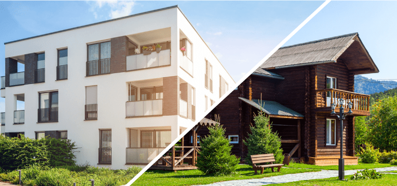 Casa o appartamento: cosa fa per me