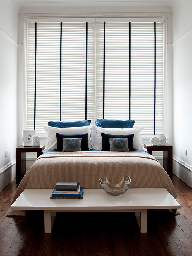 Wood / Fauxwood Venetian Blinds with Tapes