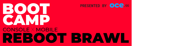 Bootcamp Console x Mobile: Reboot Brawl