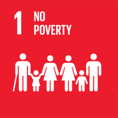 United Nations Goal 1 No Poverty