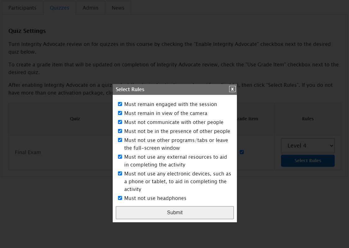 Partner Screenshot