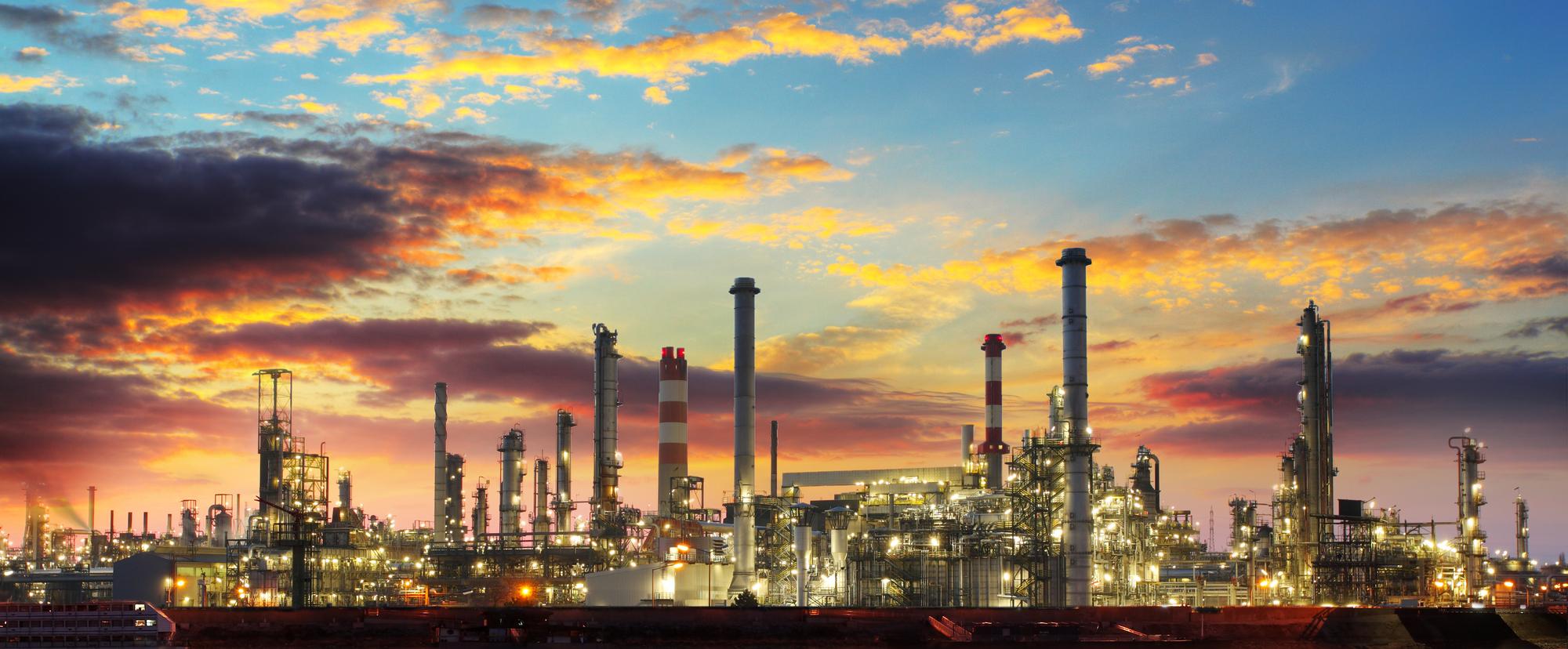 Case Study: Heavy Industry (Refining)