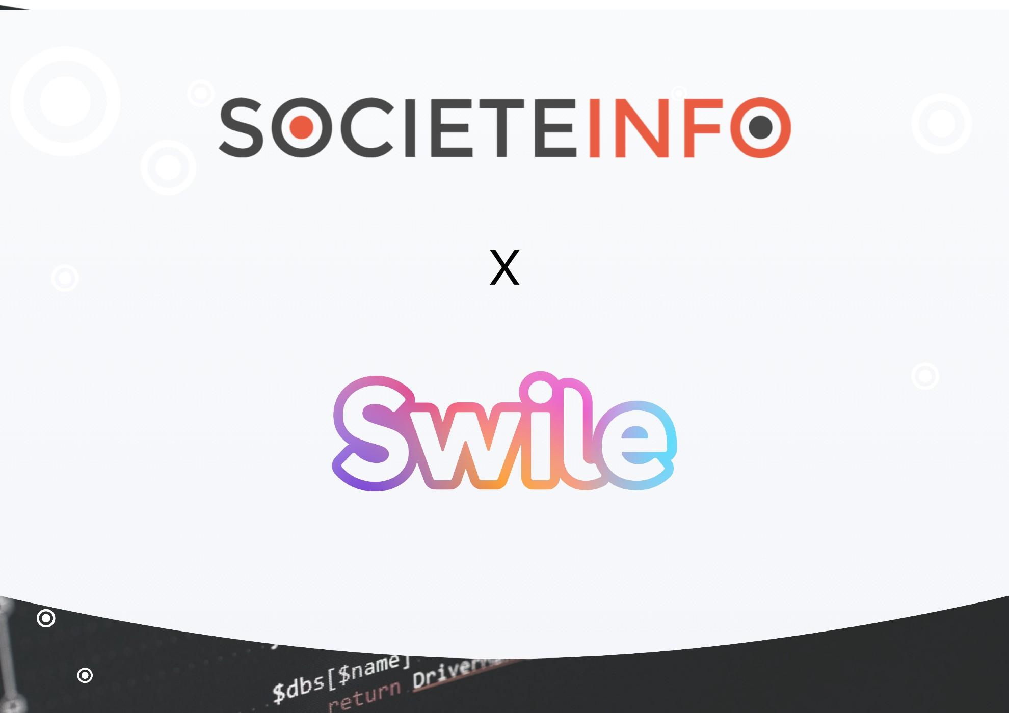 SWILE intègre l'ensemble des sociétés commerciales dans son CRM Salesforce