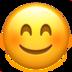 Smiley souriant, symbolisant l'optimisme