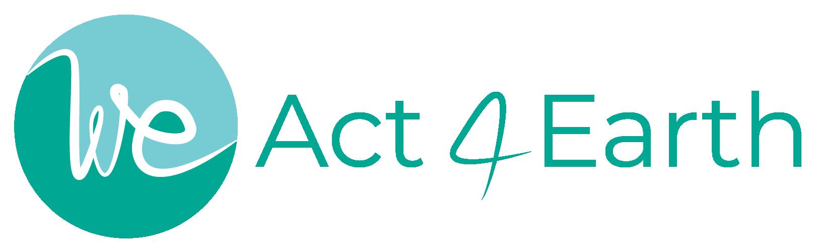 Logo de WeAct4Eart client de Lakaa