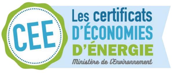 Certificat d'économie d'énergie logo