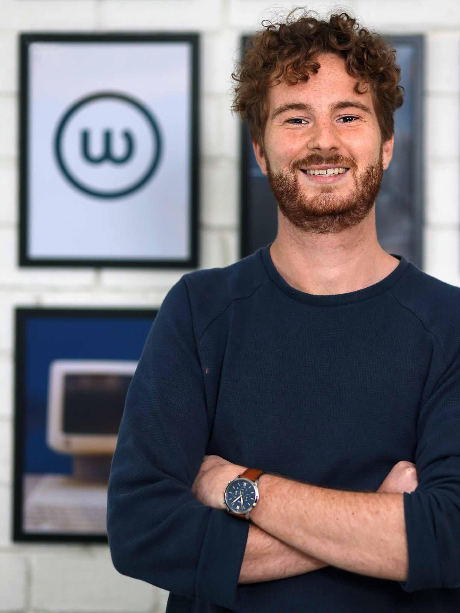 Maarten webdesigner