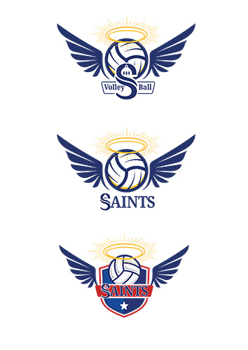 Logo équipe Volley Ball Paris Sorbonne
