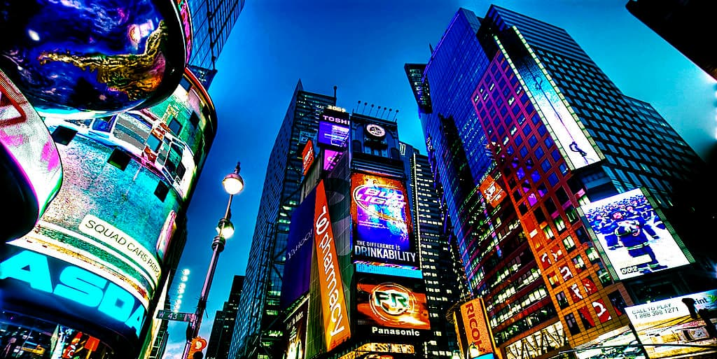 Image of Local Marketing in New York