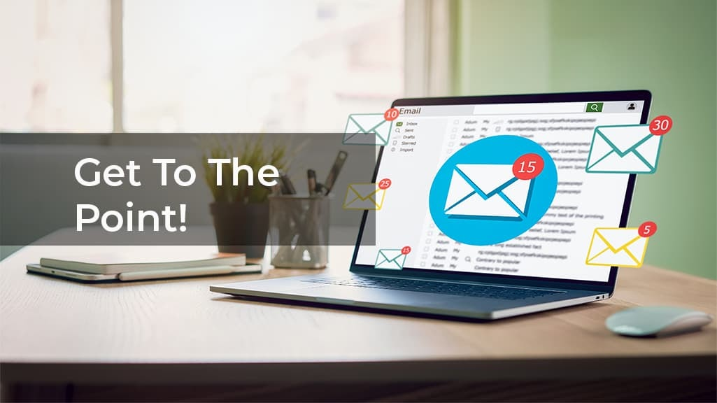 email marketing for small business brevity is key