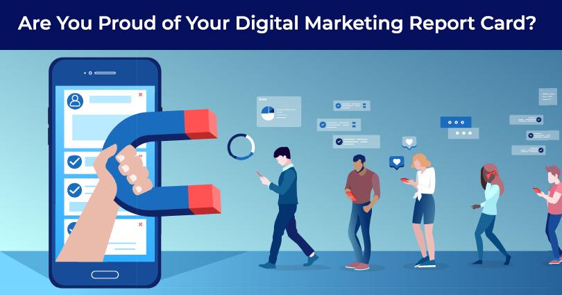 Get Your Digital Marketing Report Card